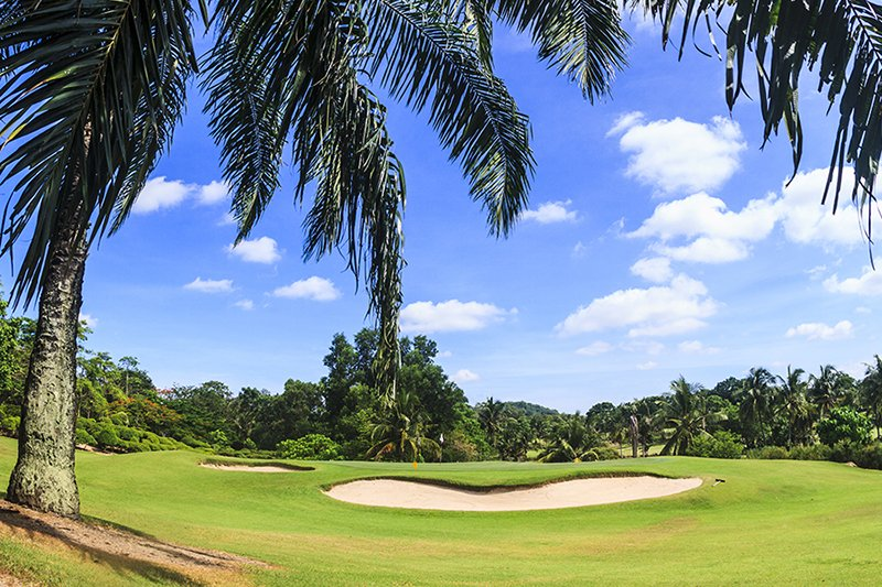 Thailand Pattaya Golf